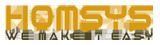 Logo HOMSYS